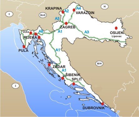 croatia_highways